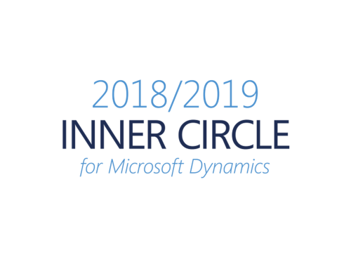 Barhead Solutions Australia Achieves the 2018/2019 Inner Circle for Microsoft Business Applications