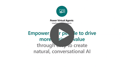 Webinar Recording: Making Bots Easy with Power Virtual Agents