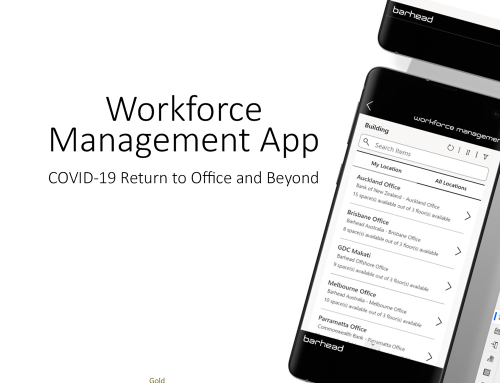 Barhead develops groundbreaking Return to Office app leveraging Microsoft Power Platform and Teams, preserving employee safety and employer security
