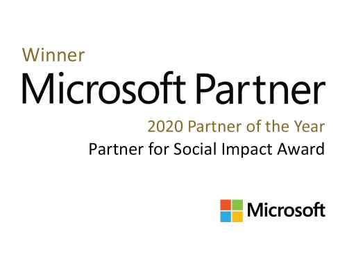 Barhead Solutions winner of the 2020 Microsoft Partner of the Year for Social Impact
