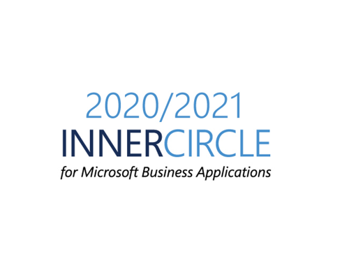 Barhead Solutions to receive another Microsoft achievement to be part of the global elite group 2020/2021 Inner Circle for Microsoft Business Applications