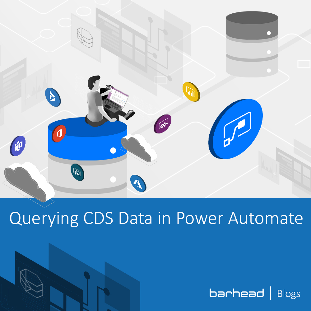 querying cds data in power automate