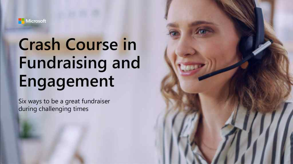 Crash Course in Fundraising and Engagement