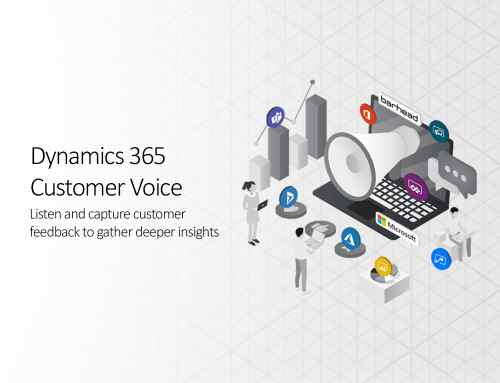 Gather, track, and act on customer feedback with Customer Voice | 9 February 2021