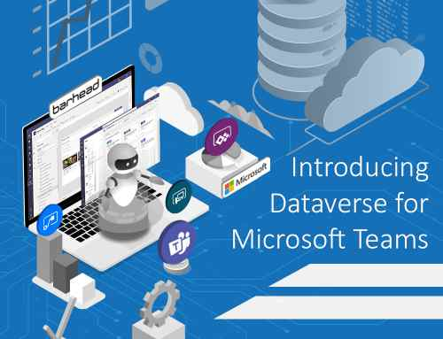 Introducing Dataverse for Microsoft Teams
