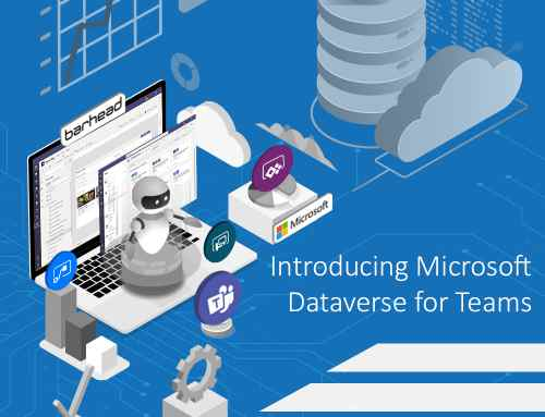 Introducing Microsoft Dataverse for Teams