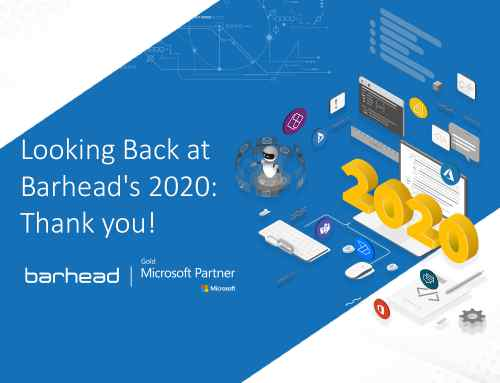 Looking Back at Barhead's 2020: Thank you!