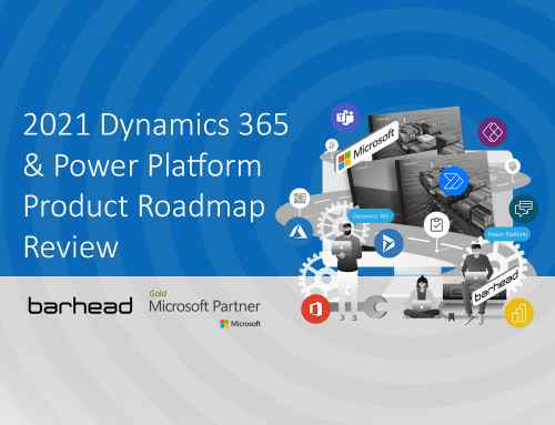Dynamics 365 and Power Platform Product Roadmap Review