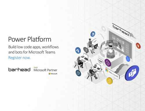 How to build low code apps, workflows and bots for Microsoft Teams | 17 March 2021