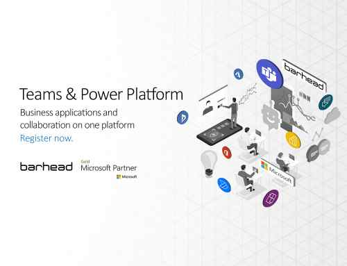 Teams and Power Platform: Business applications and collaboration on one platform | 18 February 2021