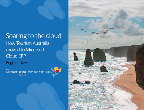 Soaring to the cloud: How Tourism Australia moved to Microsoft Cloud ERP   21 October 2021