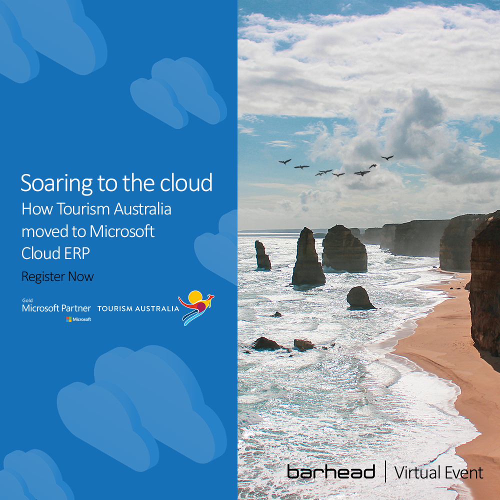 Soaring to the cloud: How Tourism Australia moved to Microsoft Cloud ERP