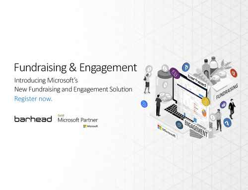Webinar Recording: Introducing Microsoft's New Fundraising and Engagement Solution