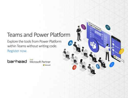 Teams and Power Platform in a Day (Pilot) | 15 April 2021