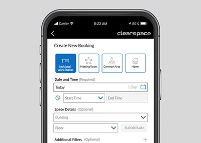 Clearspace - Workforce Management app from Barhead