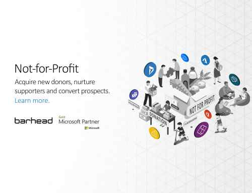 Marketing for Good: Donor Engagement with Dynamics 365 | 16 April 2021