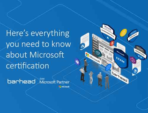 Here's everything you need to know about Microsoft certification