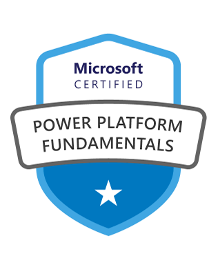 Microsoft Certified - Power Platform Fundamentals (PL-900)
