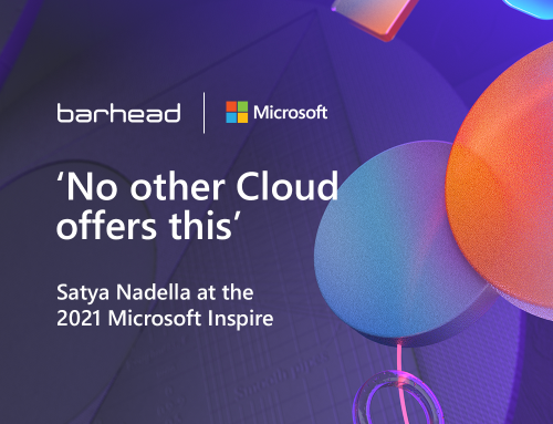 'No other Cloud offers this' – Satya Nadella at the 2021 Microsoft Inspire