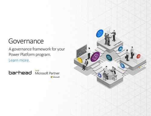 Webinar Recording: Power Platform Governance and Administration