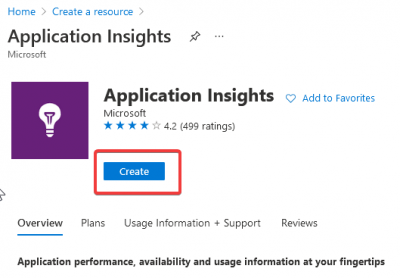 Microsoft Power Platform telemetry application insights