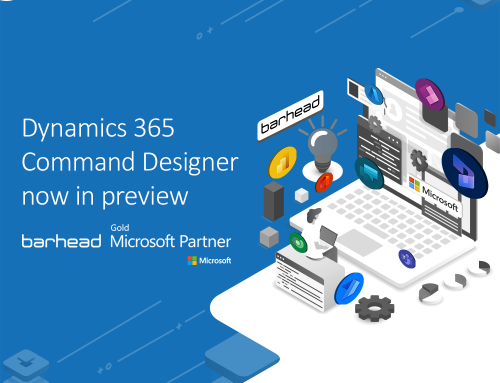 Dynamics 365 Command Designer now in preview