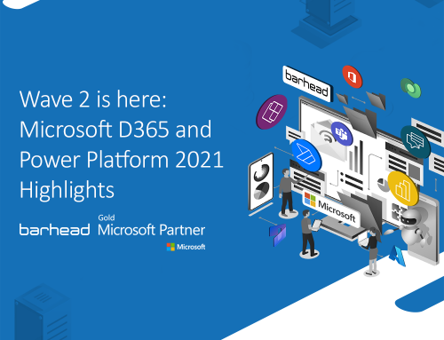 Wave 2 is here: Microsoft Dynamics 365 and Power Platform 2021 Highlights