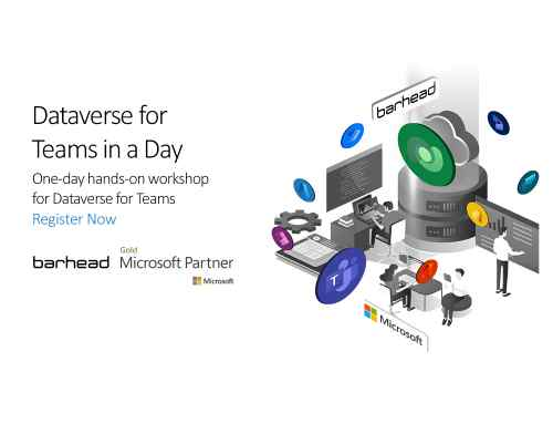 Dataverse for Teams in a Day | 16 November 2021