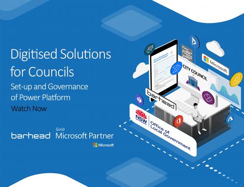 Webinar Recording: Digitised Solutions for Councils – Set up and Governance of Microsoft Power Platform