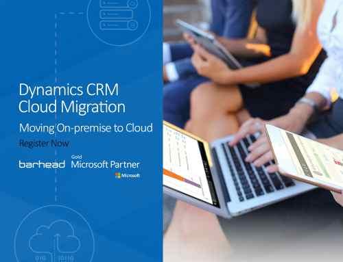 Dynamics CRM cloud migration webinar | 12 October 2021